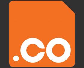 .CO domeinnamen verkrijgbaar
