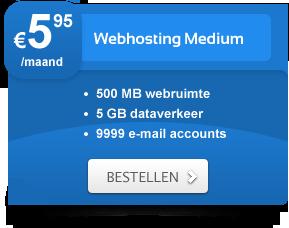 Webhosting Medium